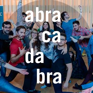 Abracadabra...